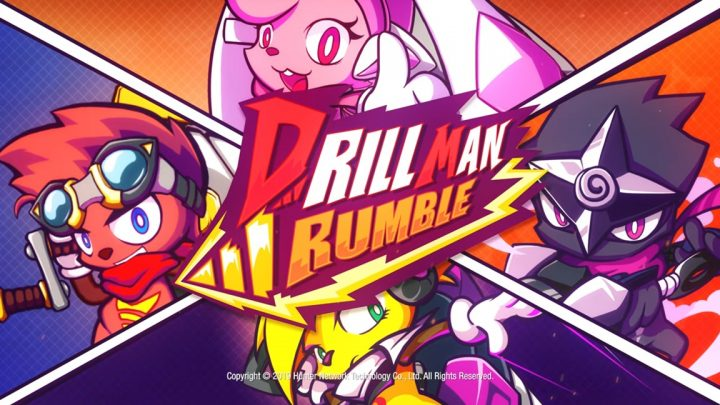 Another Indie anuncia o brawler Drill Man Rumble para o Nintendo Switch