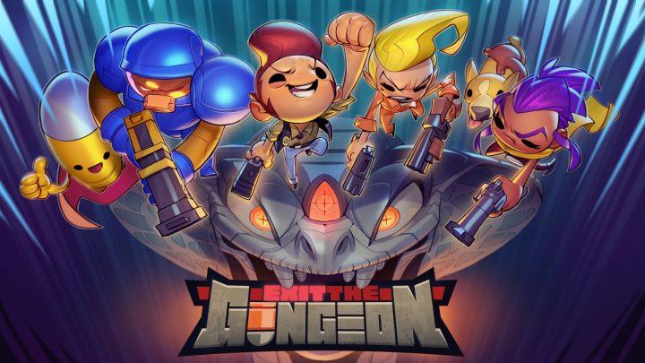Devolver Digital lança na eShop do Nintendo Switch Exit the Gungeon, o spin-off de Enter the Gungeon