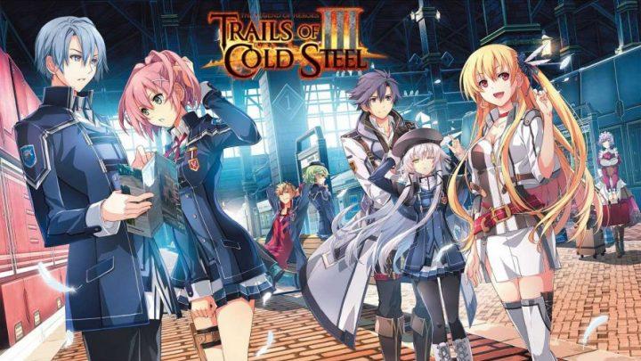 The Legend of Heroes: Trails of Cold Steel III – Demo do jogo já disponível na eShop japonesa, tamanho do arquivo revelado e mais