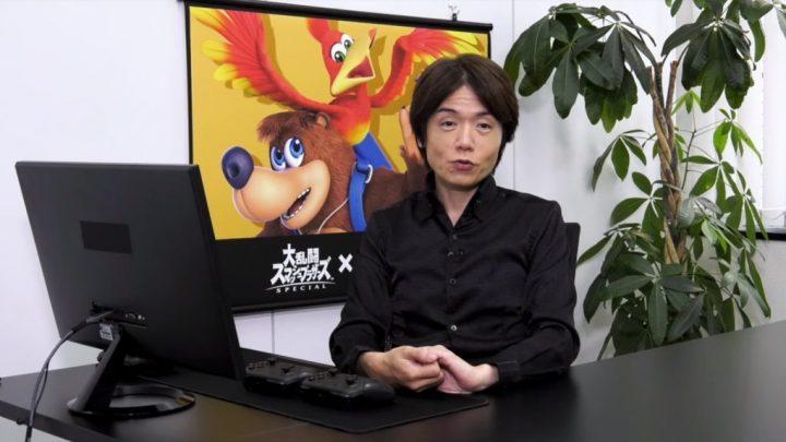 Masahiro Sakurai diz que tinha planos para apresentar um novo lutador de DLC para Super Smash Bros. Ultimate, mas que foi adiado por conta do coronavírus
