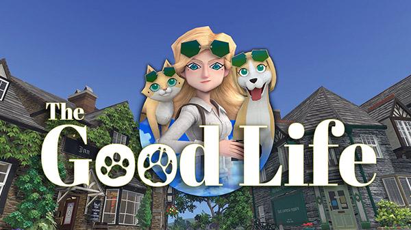 """White Owls e Grounding anunciam o bizarro RPG de """"pagamento de dúvidas"""" The Good Life para o Nintendo Switch"""