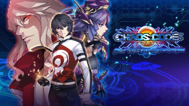 Jogo de luta 2D Chaos Code: New Sign of Catastrophe está a caminho do Nintendo Switch