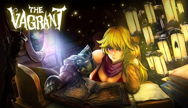 DICO anuncia o RPG de ação side-scrolling The Vagrant para o Nintendo Switch