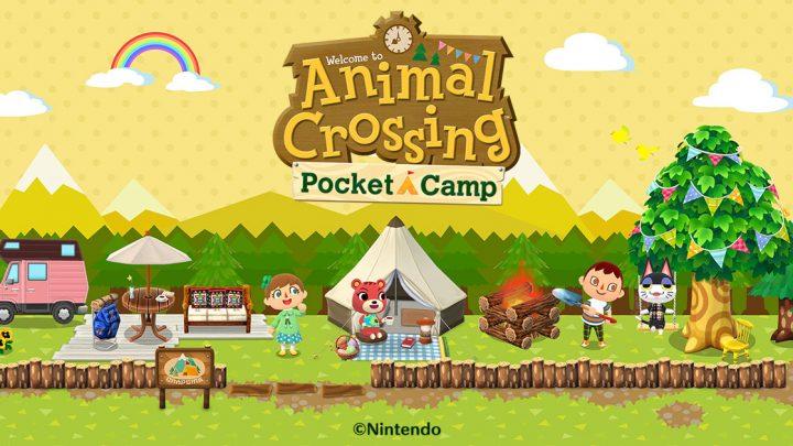 Animal Crossing: Pocket Camp vê grande aumento de receita e downloads após o lançamento de Animal Crossing: New Horizons