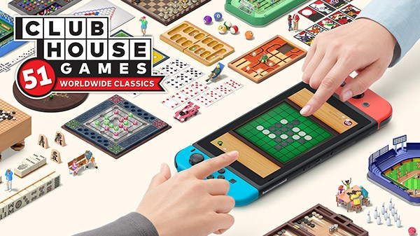 Tamanho do arquivo para futuros títulos de Switch – Clubhouse Games: 51 Worldwide Classics, The Legend of Heroes: Trails of Cold Steel III, Ty the Tasmanian Tiger HD e mais