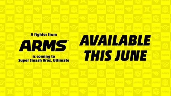 Super Smash Bros. Ultimate terá lutador de ARMS como parte do Fighters Pass Vol. 2; ARMS está gratuito para os membros do Nintendo Switch Online