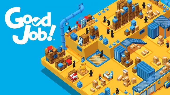 Nintendo anuncia o jogo de ação e puzzle Good Job! para o Nintendo Switch; Já disponível na eShop
