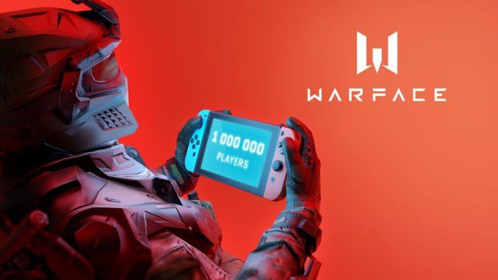 Warface já conta com um milhão de jogadores no Nintendo Switch em um mês