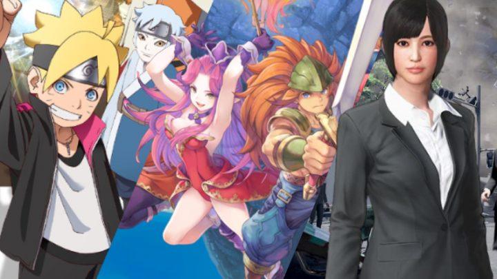 Lançamentos em mídia física para o Nintendo Switch no mês de Abril