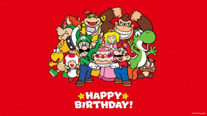 Nintendo Switch completa três anos de vida