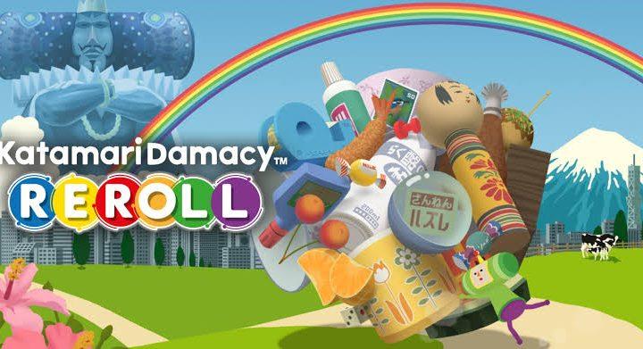Monkey Craft, desenvolvedora de Katamari Damacy Reroll, está trabalhando em um novo jogo misterioso para o Nintendo Switch