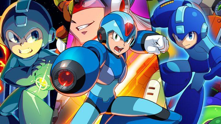 Mega Man Franchise Sale – Todos os jogos da série Mega Man estão com 50% de desconto na eShop