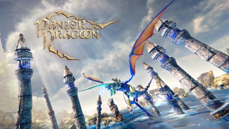 Panzer Dragoon: Remake – Comparação entre a versão original de SEGA Saturn e o remake de Nintendo Switch