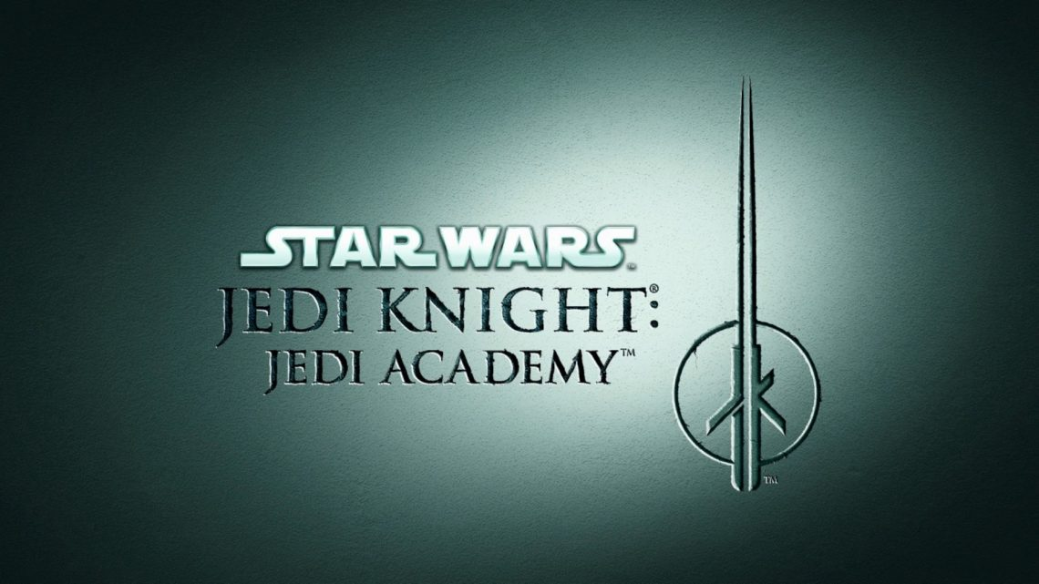 Star Wars Jedi Knight: Jedi Academy já está disponível na eShop do Nintendo Switch