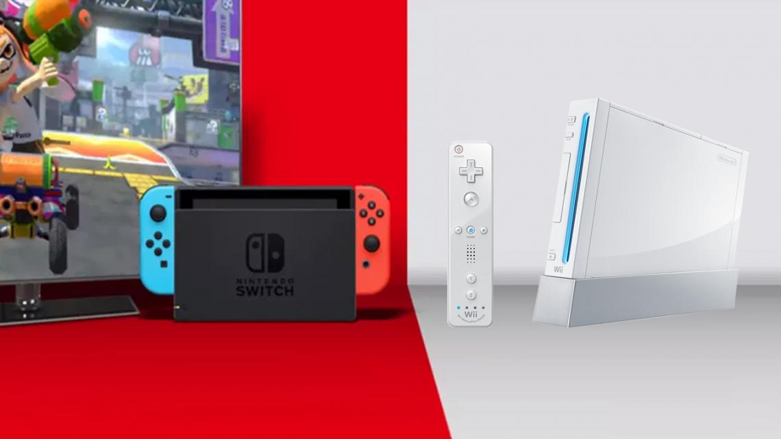Japão: Nintendo Switch ultrapassa o Wii em vendas totais