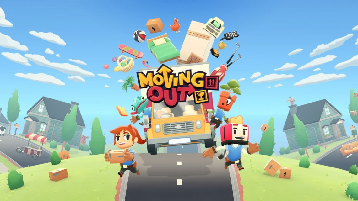 Jogos em formato físico da semana – Moving Out