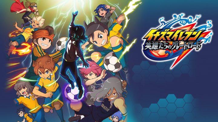Inazuma Eleven: Great Road of Heroes é adiado para 2021, jogo não possui mais conexão com Inazuma Eleven Ares