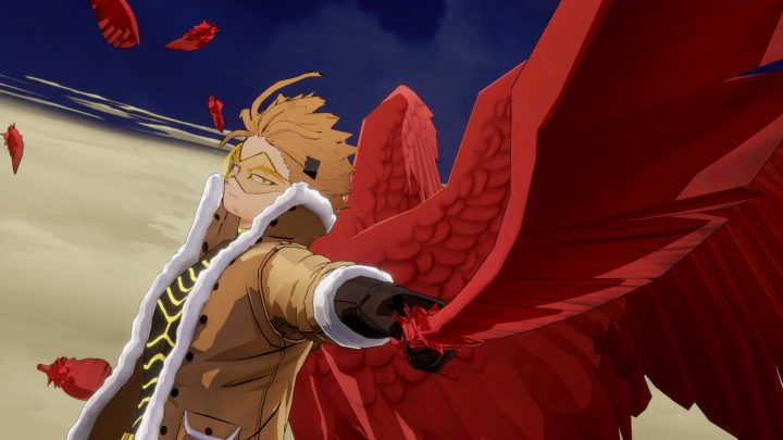 My Hero One's Justice 2 – Trailer para o personagem de DLC Hawks