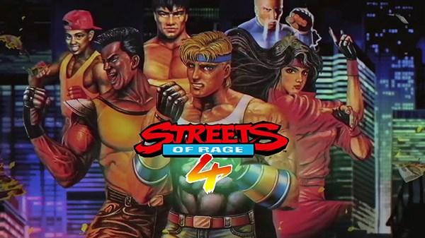 Streets of Rage 4 contará com personagens jogáveis de outros títulos da série, além de trilhas sonoras clássicas