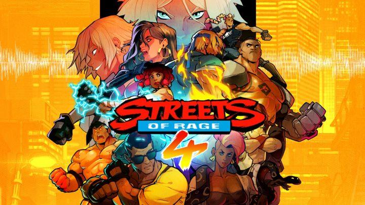 Streets of Rage 4 chega em 30 de abril através da eShop do Nintendo Switch; Battle Mode é revelado