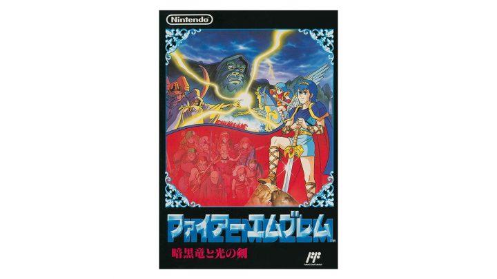 Famicom Nintendo Switch Online – Adicionado versões SP para Fire Emblem: Shadow Dragon & the Blade of Light em celebração ao 30° aniversário da franquia
