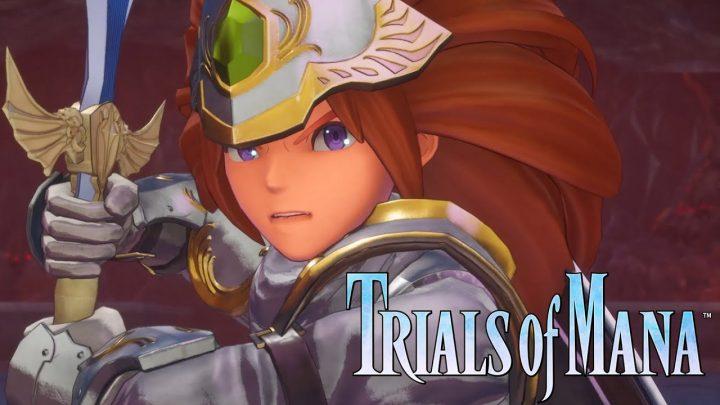 Reino Unido: Trials of Mana teve 61% de suas vendas físicas no Nintendo Switch em sua estréia