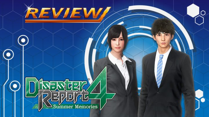 [Review] Disaster Report 4: Summer Memories