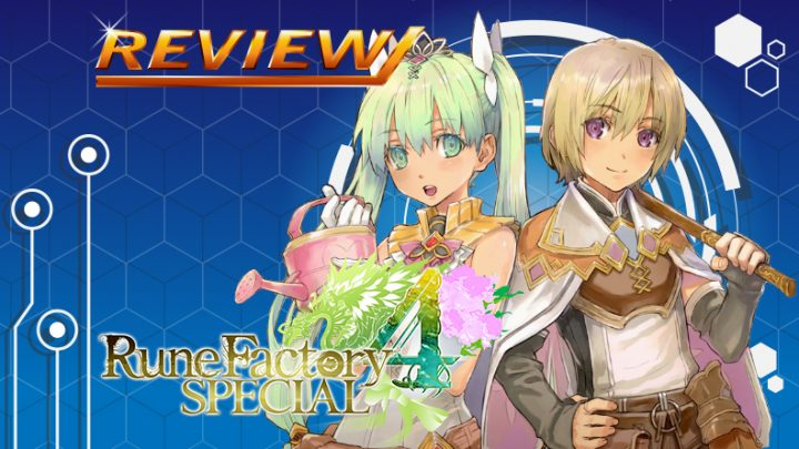 [Review] Rune Factory 4 Special