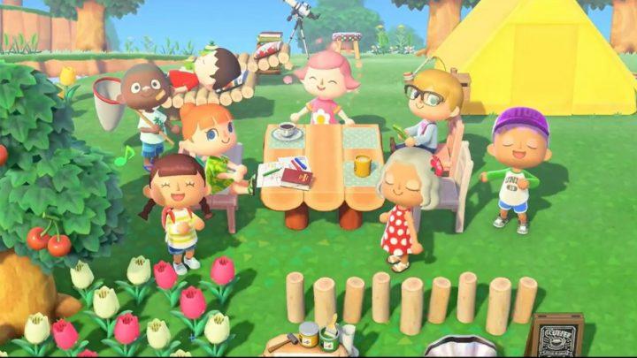 Animal Crossing: New Horizons – Nova atualização (ver. 1.1.2 e 1.1.3) que soluciona falha nos balões e outros bugs ja está disponível