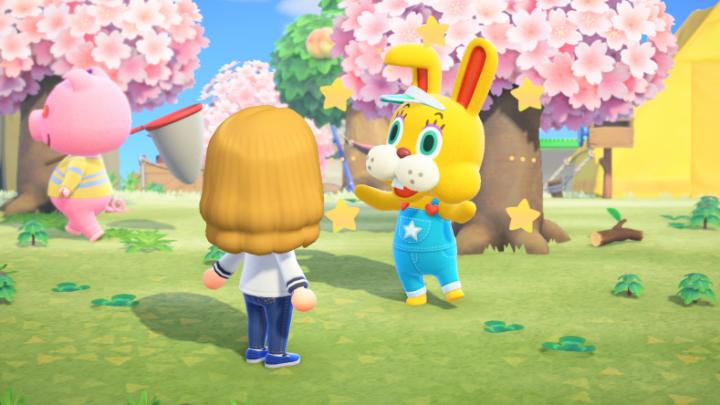 Animal Crossing: New Horizons – Nova atualização (versão 1.1.4) ajusta a taxa de encontro de ovos no evento da Páscoa