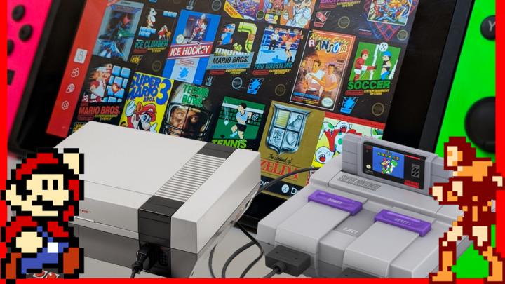 [Artigo] 5 jogos dos anos 90 que você pode jogar no Nintendo Switch