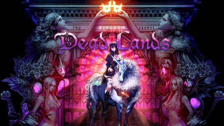 """Kingdom Two Crowns – Nova atualização gratuita """"Dead Lands"""" traz uma colaboração com Bloodstained: Ritual of the Night"""