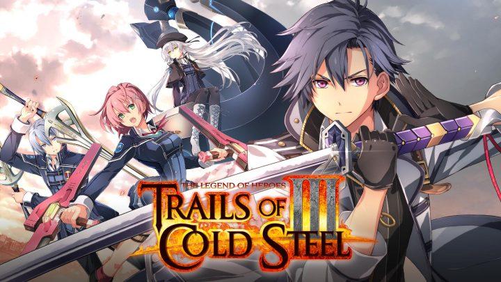 """The Legend of Heroes: Trails of Cold Steel III contará com uma """"Digital Deluxe Edition"""" para sua versão da eShop"""