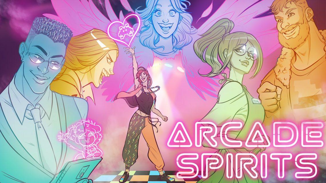 Jogos em formato físico da semana – Arcade Spirits, Spirit Hunter: NG