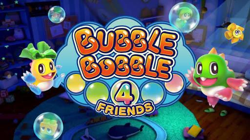 Bubble Bobble 4 Friends vende mais de 30.000 cópias na Ásia