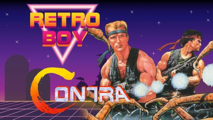[RetroBoy] Contra