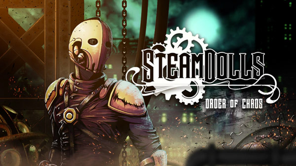 Metroidvania SteamDolls: Order of Chaos atinge sua meta no Kickstarter e esta a caminho do Nintendo Switch