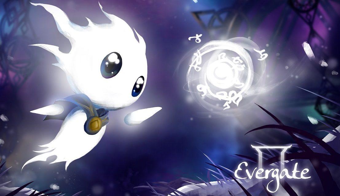 PQube anuncia o jogo de plataforma e quebra-cabeças Evergate para o Nintendo Switch