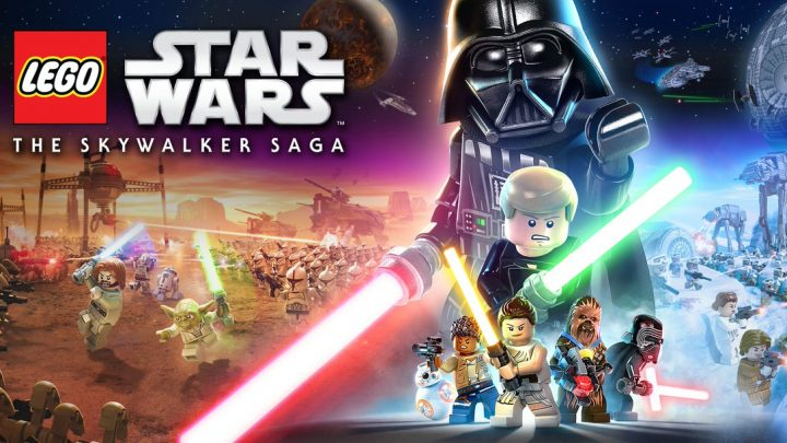 LEGO Star Wars: The Skywalker Saga chega em outubro no Nintendo Switch
