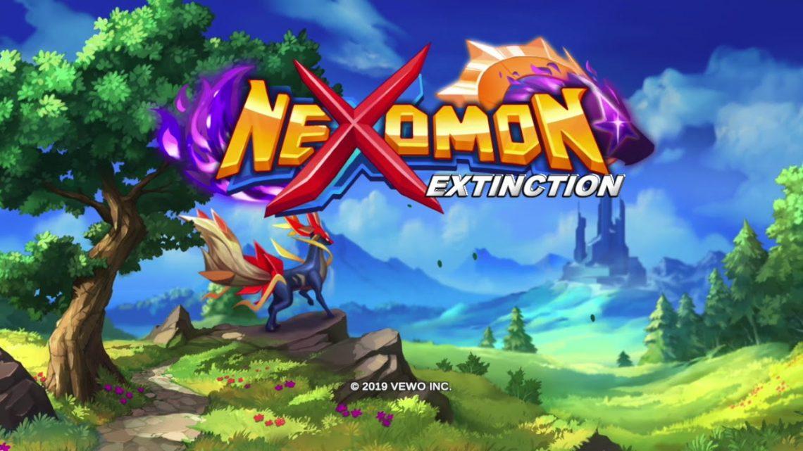 PQube anuncia o jogo de captura de monstros Nexomon: Extinction para o Nintendo Switch
