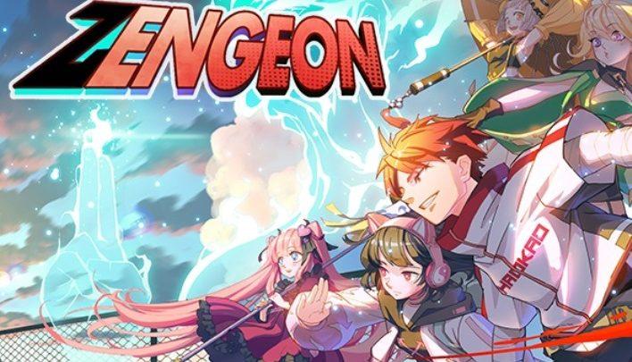 PQube anuncia o roguelite estilo anime Zengeon para o Nintendo Switch