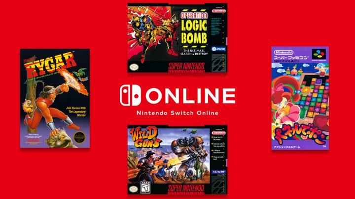 NES & SNES: Nintendo Switch Online – Wild Guns, Panel de Pon, Operetion Logic Bomb e Rygar serão adicionados na próxima semana