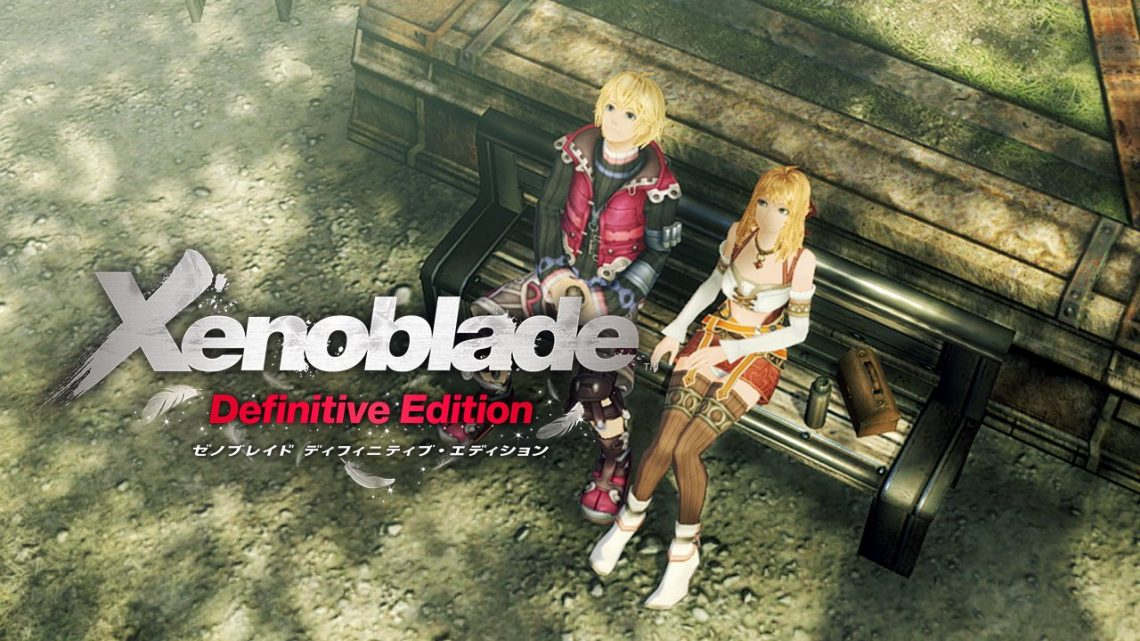 Digital Foundry: Análise técnica de Xenoblade Chronicles: Definitive Edition