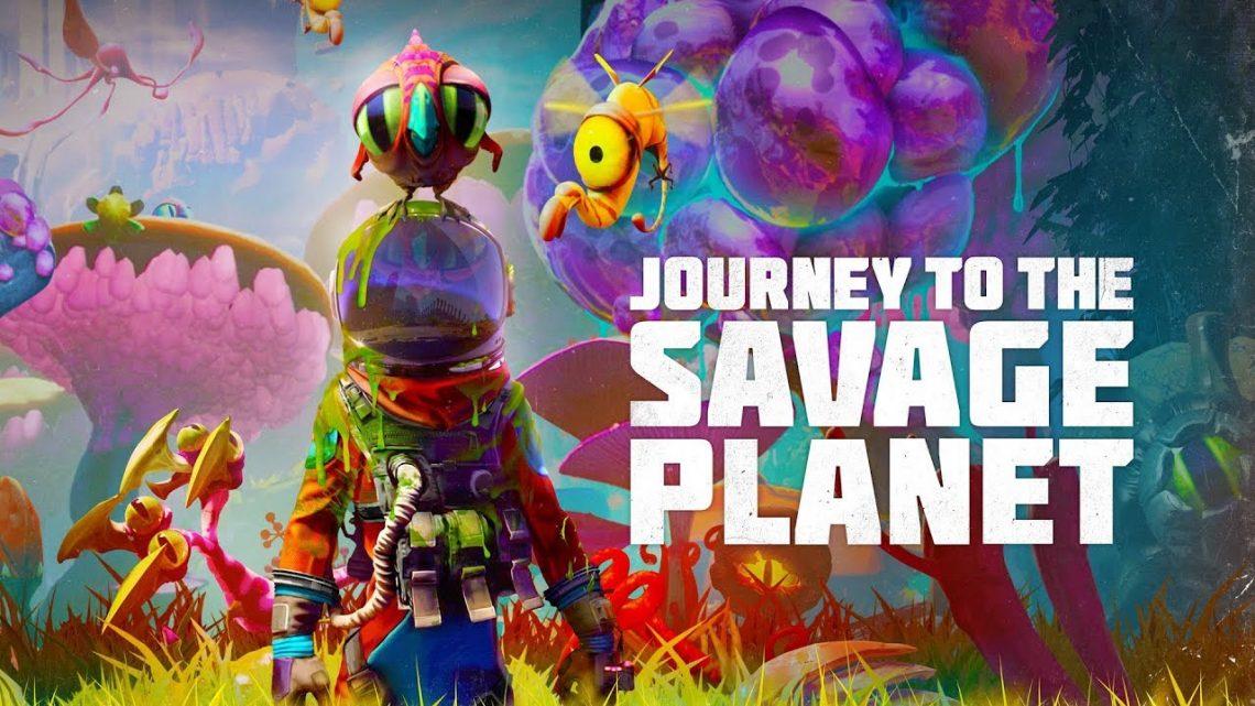 505 Games anuncia Journey to the Savage Planet para o Nintendo Switch, jogo já está disponível na eShop com versão física vindo no próximo mês
