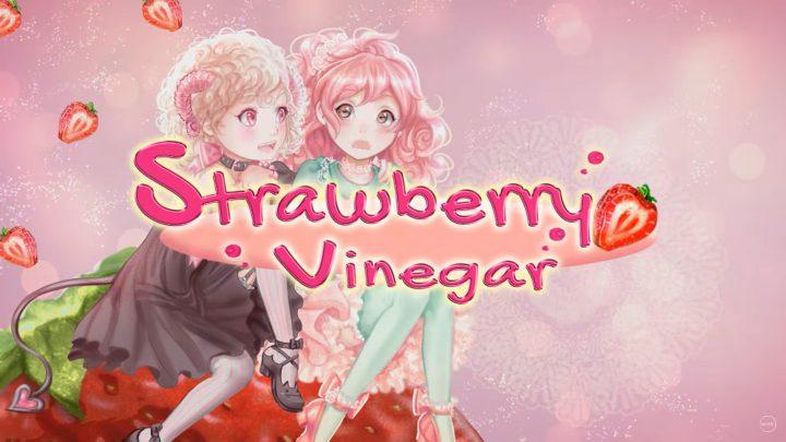Ratalaika Games anuncia a visual novel Strawberry Vinegar para o Nintendo Switch