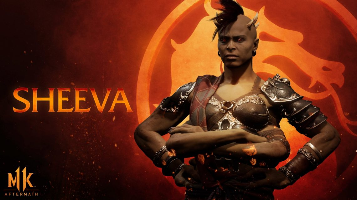 Mortal Kombat 11: Aftermath – Novo trailer para a personagem Sheeva