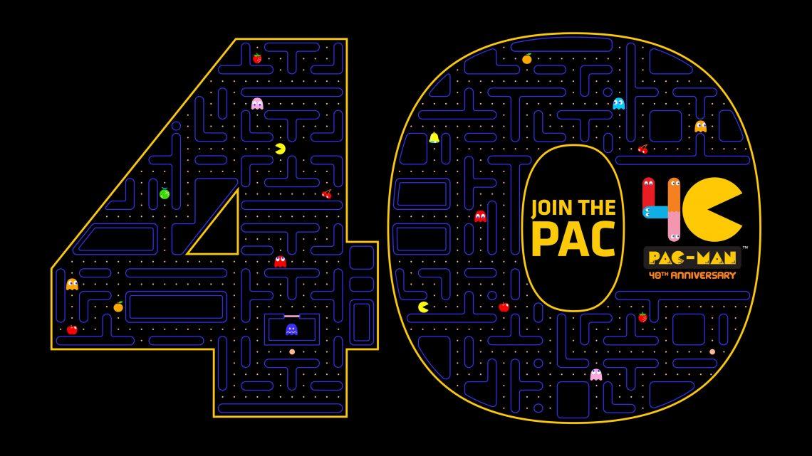 Jogos do Pac-Man estão com até 75% de desconto na eShop em comemoração ao  40° aniversário do personagem