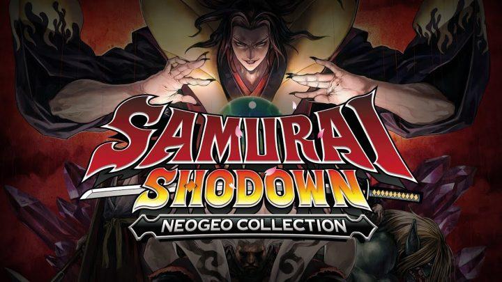 Samurai Shodown NeoGeo Collection chega em julho no Nintendo Switch, inclui o nunca antes lançado Samurai Shodown V: Perfect