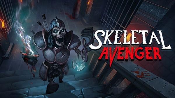 10tons anuncia o jogo de hack-and-slash roguelite Skeletal Avenger para o Nintendo Switch