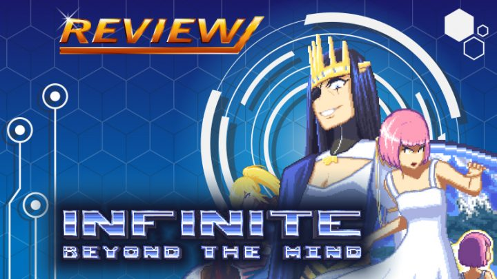 [Review] Infinity: Beyond the Mind